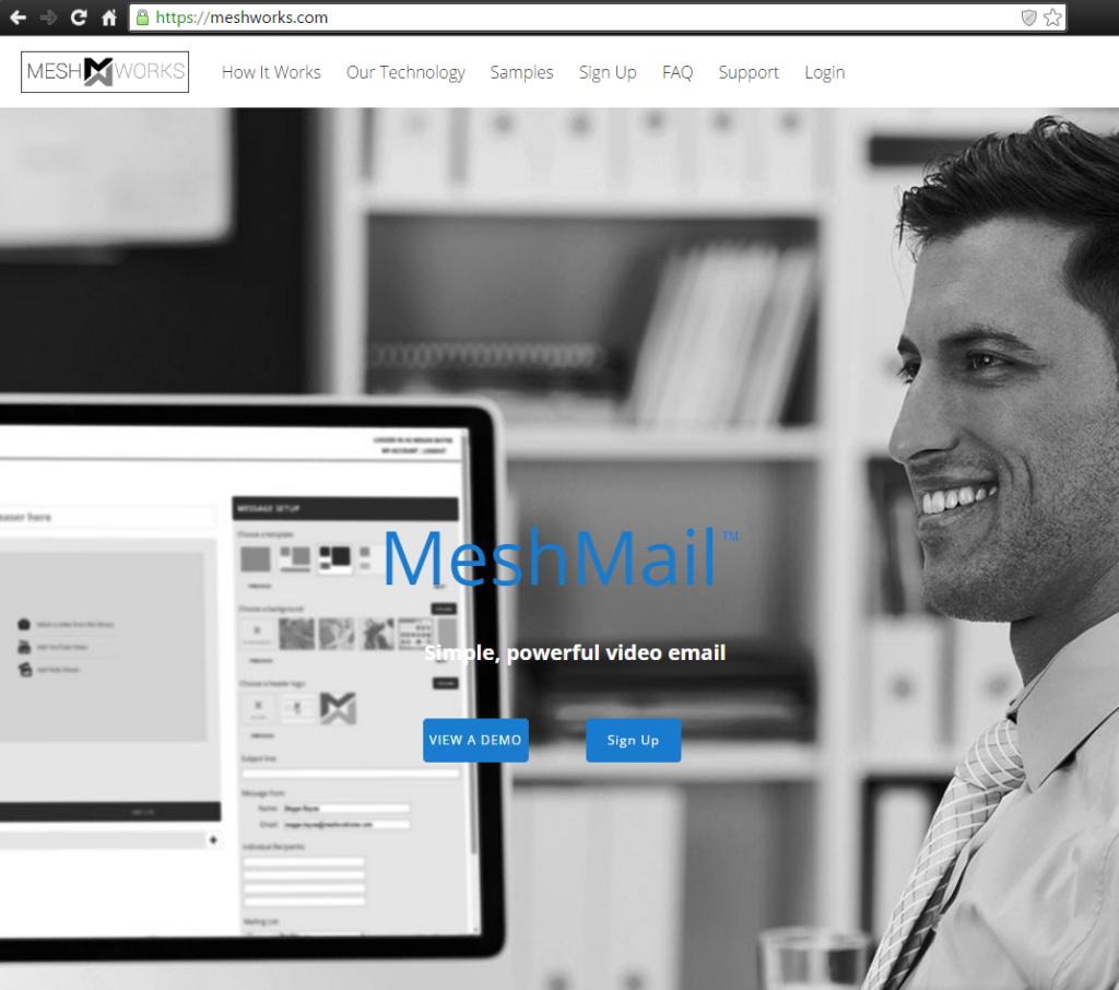 MeshWorks Media Corp. Website